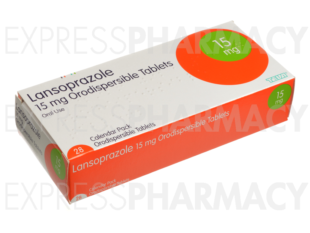 Lansoprazole 15mg Tablets